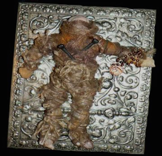 The eBay Voodoo doll